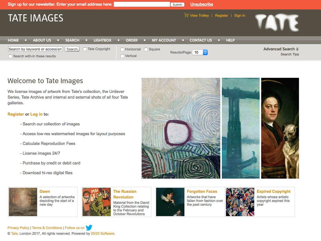 Tate Images